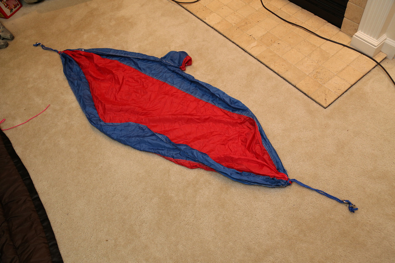 here are some pics along with my diy uq for size  parison   5 hammock  kids    from five below  rh   hammockforums
